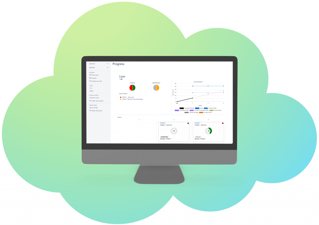 Ativo Agile Programs for Jira Cloud